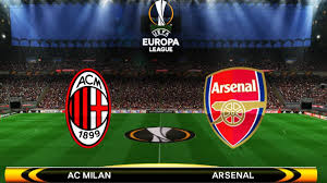 AC Milan vs Arsenal | UEFA Europa League 2018 | Full Match | PES Gameplay  PC HD - YouTube