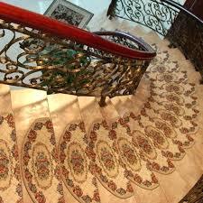 non slip carpet stair treads