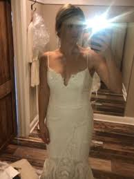 New Hayley Paige West Gown Wedding Dress | Size: 12 $1,700