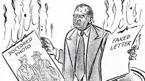 "McCarthyism"" Inspired Cartoons 