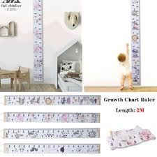 Kids Growth Chart Height Chart For Child Height Measurement Wall Hanging Rulers Room Decoration Walmart Com Walmart Com