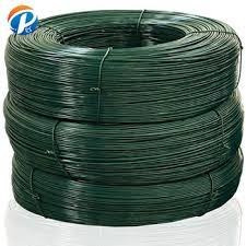 bwg14 plastic coating wires garden wire