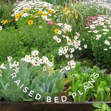 plans for building raised garden beds