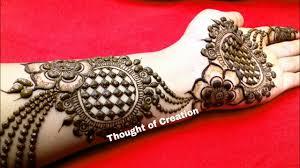 mehndi design full hand stylish