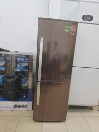 Tủ lạnh Sanyo SR-PQ345RB(SB) 301 lít, mới 92% - chodocu.com