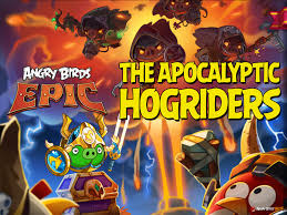 "Angry Birds Epic ""The Apocalyptic Hogriders"" Event First Look ..."