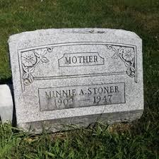 Minnie Adela Cook Stoner (1903-1947) - Find A Grave Memorial