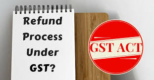 The Refund Process Under GST? - ExcelDataPro