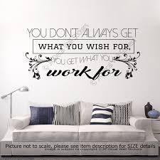Albert Einstein Genius Is 1 Talent And 99 Hard Work Vinyl Wall Decal Sticker