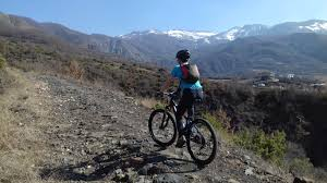 via egnatia by mountain bike