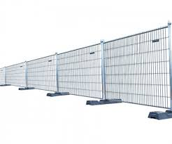 Steel Perimeter Fencing Fortress Fence