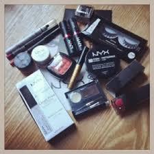 my first nyx uk cosmetics haul