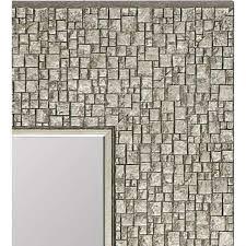 mirrorize canada small rectangle silver