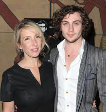 Sam Taylor-Wood reveals it was 20-year-old fiancé Aaron Johnson ...