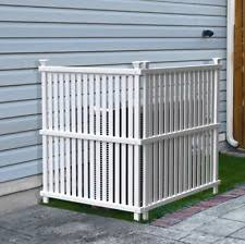Vinyl 2 51 4ft Height Fence Panels For Sale Ebay