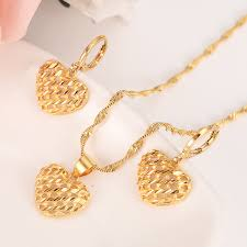 jewelry sets necklace pendant earrings