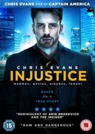 Injustice: Adam Kassen: Chris Evans: 5022153103044: hive.co.uk