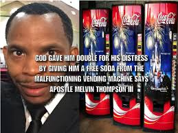 Carbonated Favor from God - Apostle Melvin Thompson III — Pirate ...