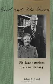 Cecil And Ida Green, Philanthropists Extraordinary (MIT Press ...