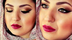 y arabic makeup tutorial the power