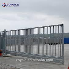garden fence gate automatic sliding