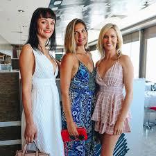 Nikki Goldstein Lunch - F Magazine
