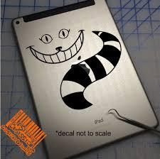 Cheshire Cat Alice In Wonderland Decal Sticker