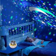 Star Sea Night Lights For Children Kids Bedroom Universe Projector Bedside Lamp For Sale Online Ebay