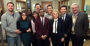 Parks and Recreation reunion episode ...