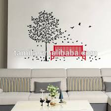 Black Bird Tree Branch Wall Stickers Diy Art Home Family Decals Kids Nursery Decor Wall Decals Home Decoration View Home Decoration Pieces Dc Product Details From Yiwu Tamila Home Decorative Material Factory