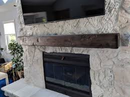 wood fireplace mantels shelves nj