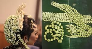 kata orang mengambil bunga melati pengantin bikin enteng jodoh