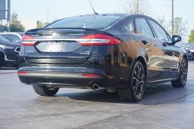 pre owned 2018 ford fusion hybrid se