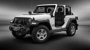 jeep wrangler sport 2019 4k wallpaper