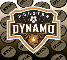 Auto Parts And Vehicles Houston Dynamo Mls Decal Sticker Car Truck Window Bumper Laptop Wall Car Truck Graphics Decals