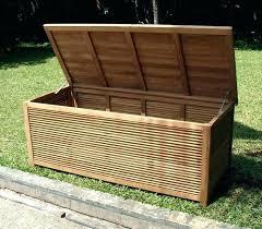 delectable outdoor storage box home