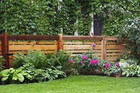 Easy Cheap Backyard Fence Ideas Garden To Patio