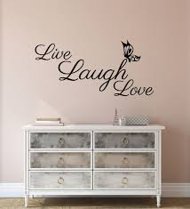 Wall Decal Quote Live Laugh Love Sticker Wall Sticker Etsy Inspirational Wall Decals Wall Sticker Design Wall Stickers Quotes