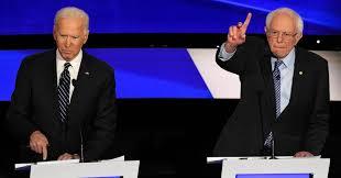 What the coronavirus emergency has to do with Biden vs. Sanders -  NationofChange