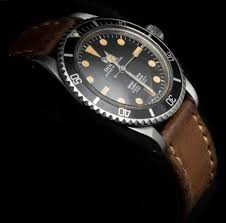 watches straps wwii strap brownleather