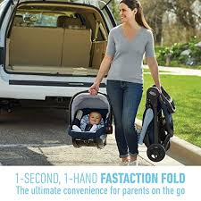 graco baby fastaction se travel system