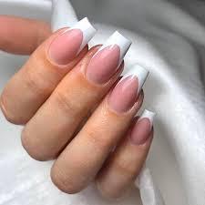 gorgeous coffin acrylic nails ideas