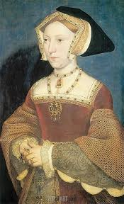 Portrait of Jane Seymour | Hans Holbein | Painting Reproduction 2760 |  TOPofART