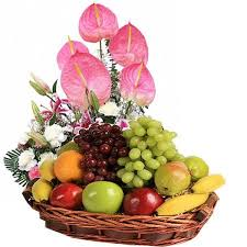 fruits flowers basket pinay gifts