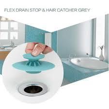 sink stopper drain plug kitchen chrome