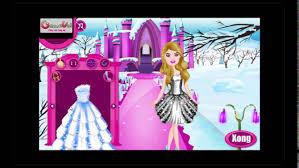 Game Thời trang công chúa 2 - Snow Princess - Game Vui
