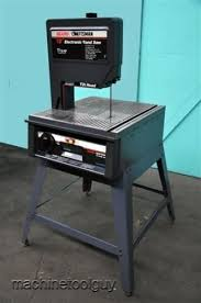 Sears Craftsman 12 Vertical Tilting Electronic Band Saw Amazon Com Books
