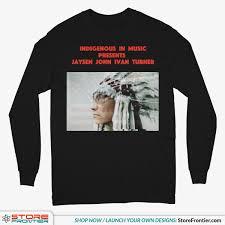 Indigenous in Music Presents Jaysen John Ivan Turner   StoreFrontier™