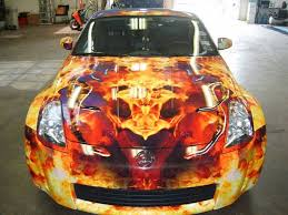 Custom Flame Graphics For Trucks Wraps Vinyl Graphic Wraps Car Window Decal Custom Car Advertising Car Wrap Custom Cars Custom Cars Paint