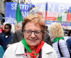 Anpi, morta la presidente Carla Nespolo